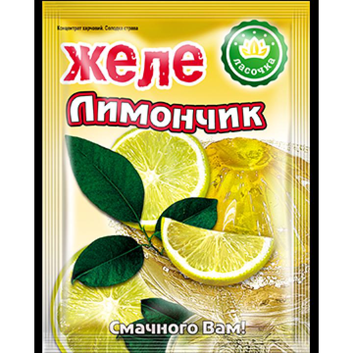 "Желе ""Ласочка"" Лимончик 90 г"