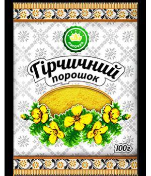 """Гірчичний порошок """"Ласочка"""" 100 г (4820043251476)"""