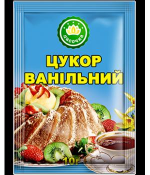 "Ванільний цукор ""Ласочка"" 10 г (4820043250929)"