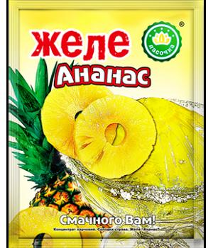 """Желе """"Ласочка"""" Ананас 90 г (4820043250226)"""
