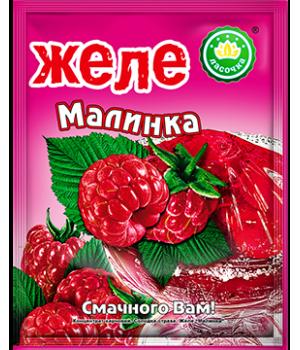 """Желе """"Ласочка"""" Малинка 90 г"""