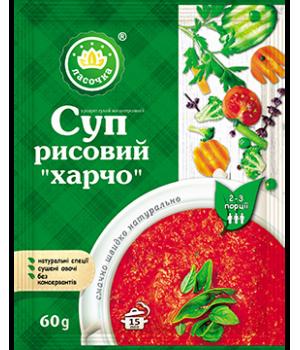 """Суп """"Ласочка"""" Рисовий харчо (пакет) 60 г (4820043250417)"""