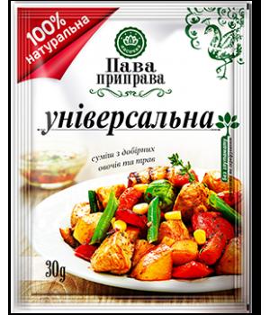"""Пава приправа """"Ласочка""""  універсальна 30 г (4820043250745)"""