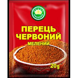 """Перець червоний мелений """"Ласочка"""" 20 г"""
