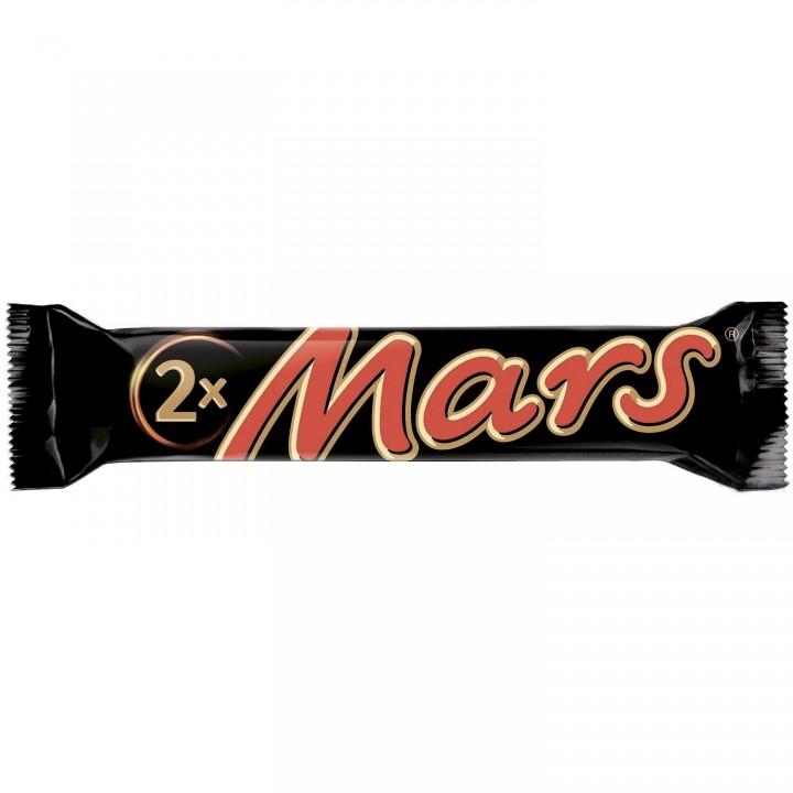 Батончик Mars з нугою і карамеллю в молочному шоколаді 70 г (500159426015)