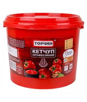 """Кетчуп """"Торчин"""" Професійний 3,4 кг (7613036257749)"""