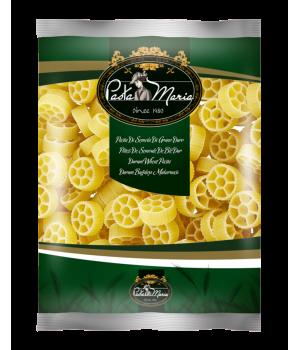 """Макаронні вироби з твердих сортів пшениці дурум Pasta Maria """"Колеса"""" 400 г (8691310999539)"""