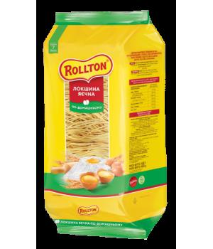 Локшина яєчна Rollton По-домашньому 400 г (4820179250633)