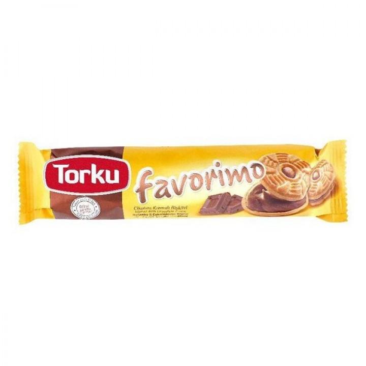ПечивоTorkuFavorіmoзшоколадом61г (8690120509792)