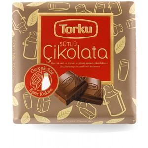ШоколадTorkuмолочний 70 г (8690120041452)