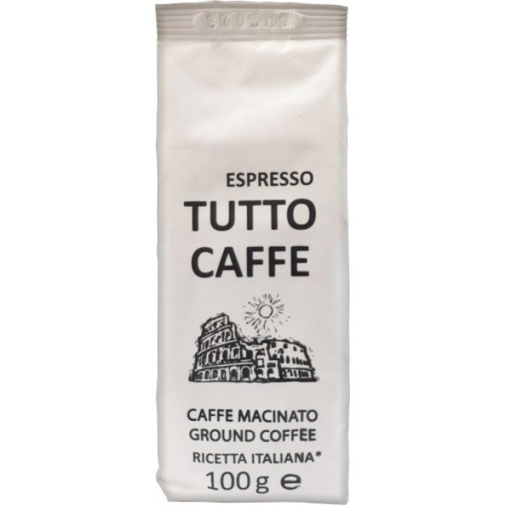 Кава мелена Tutto Caffe Espresso 100г (4820217900070)