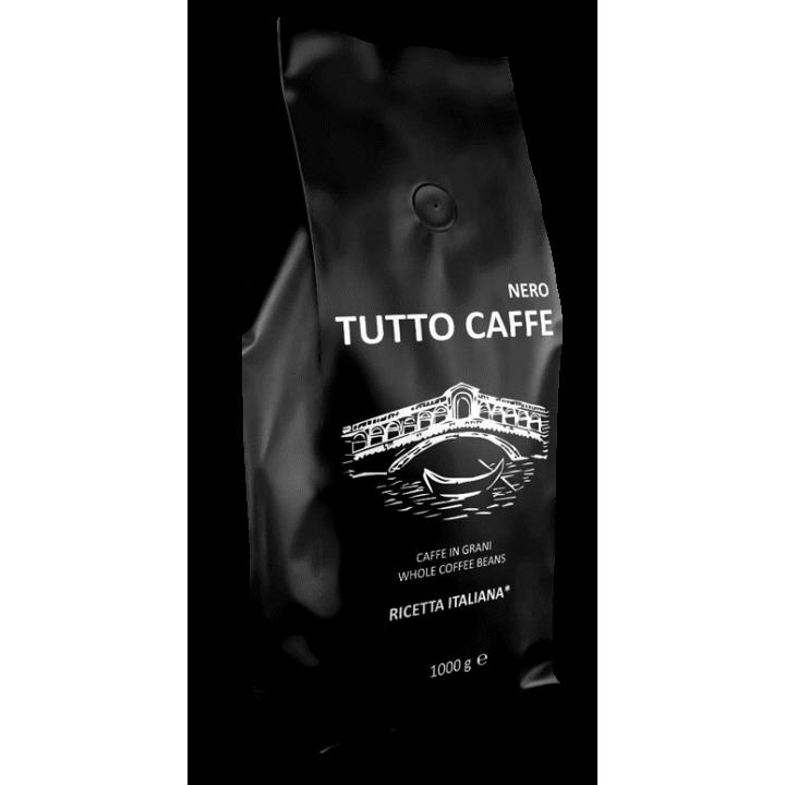 Кава зернова Tutto Caffe Nero 1кг