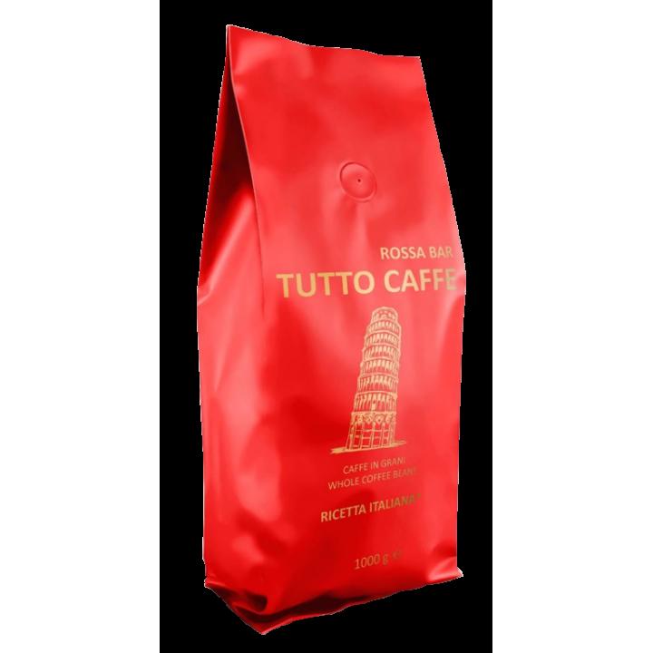 Кава зернова Tutto Caffe Rossa Bar 1 кг