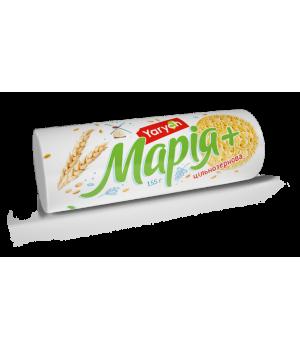 """Печиво Yarych """"Марія"""" цільнозернове 155 г  (4820154483131)"""