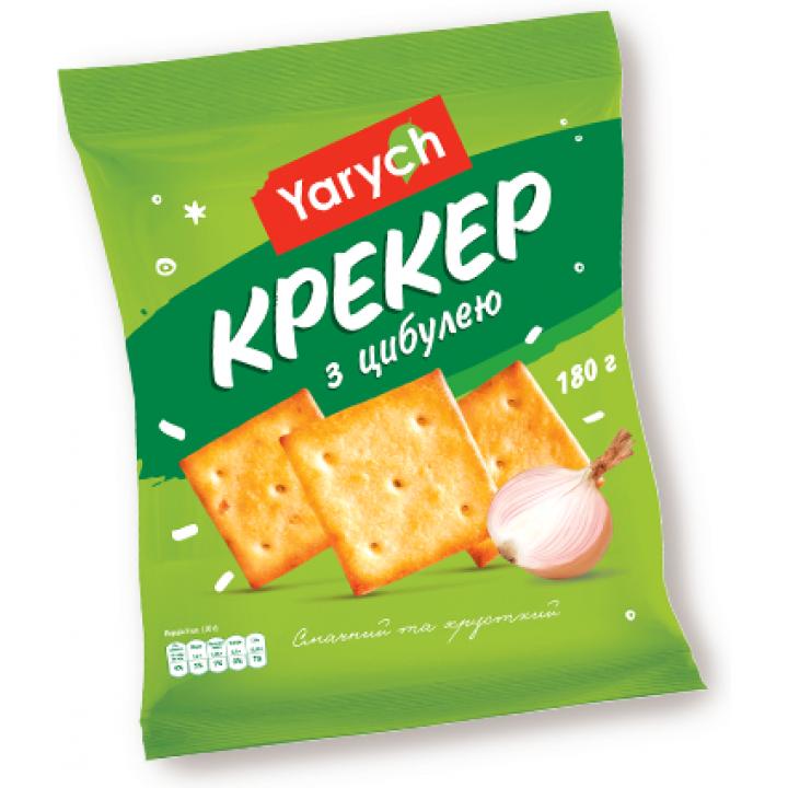 Крекер Yarych З цибулею 3,5 кг