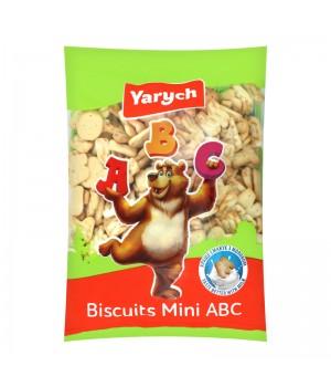 Печиво затяжне Yarych Mini ABC 160 г  (4820154483988)