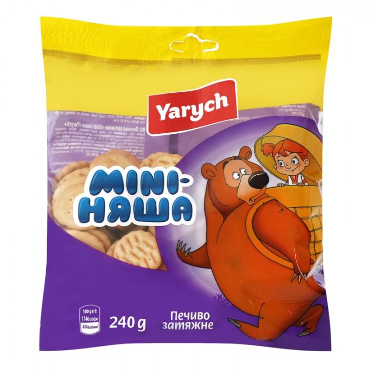 Печиво затяжне Yarych Mini-Няша 240 г (4820154484022)