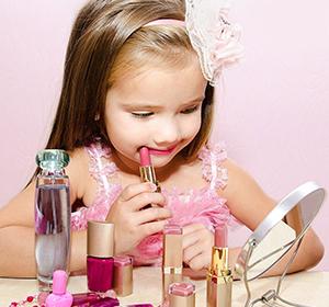 Дитяча парфумерія та косметика